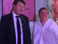 Christian Estrosi; Nicole Rubi; Prix de la petite maison