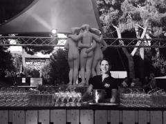 Amalone, Con Brio, Miss Paillettes, Nice Jazz Festival, NJF2017