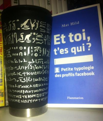 Mat Hild, Et toi, t'es qui ?, profils facebook, nouveautés littéraires, flammarion, mai 2012