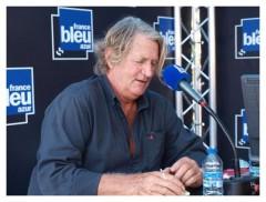 Olivier de Kersauson, Festival du Livre de Nice 2014
