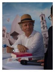 Franz-Oliver Giesbert, Festival du Livre de Nice 2014